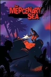 The Mercenary Sea #5 Cover