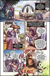 Damsels In Excess #1 Preview 1