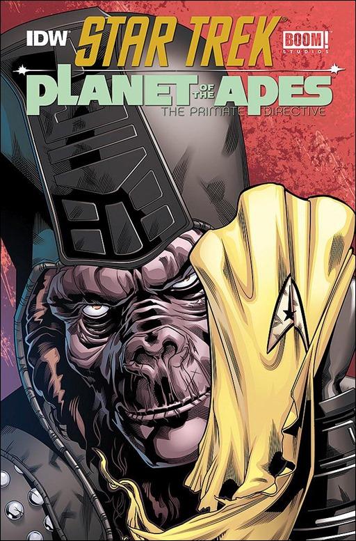 Star Trek/Planet of the Apes