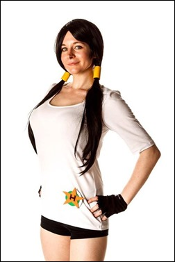 Manda Cowled as Videl