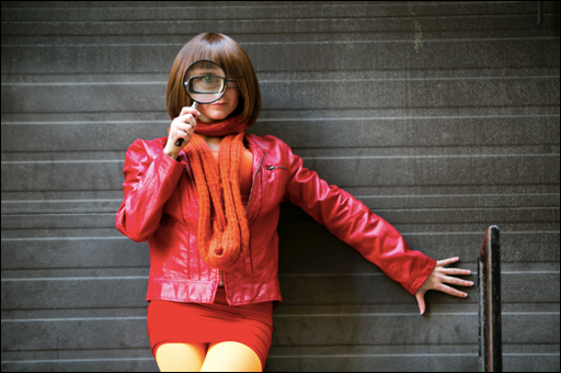 Manda Cowled as Velma