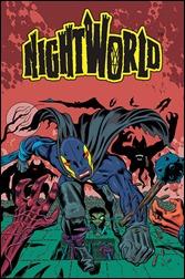 Nightworld #1 Cover