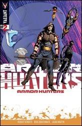 Armor Hunters #2 Cover Variant - Hairsine