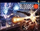 Armor Hunters: Bloodshot #1 Cover - Tan Chromium