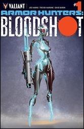 Armor Hunters: Bloodshot #1 Cover - Crain Variant