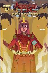 Adventure Time: Banana Guard Academy #1 Cover A
