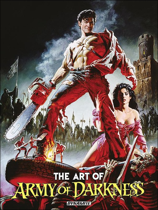 The Art of Army of Darkness Cover