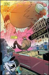 Chew: Warrior Chicken Poyo #1 Preview 4