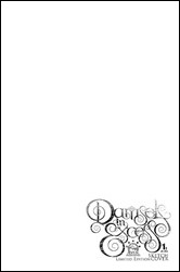 Damsels In Excess #1 Cover 1E - Sketch