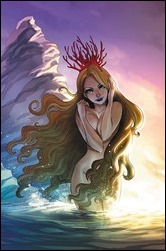 Damsels In Excess #1 Cover 1H - Rupps