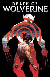 Death of Wolverine #1 Cover