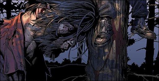 Death of Wolverine #1