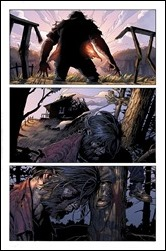 Death of Wolverine #1 Preview 1