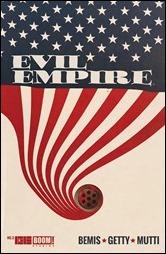 Evil Empire #3 Cover