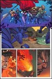 Inhuman #3 Preview 3