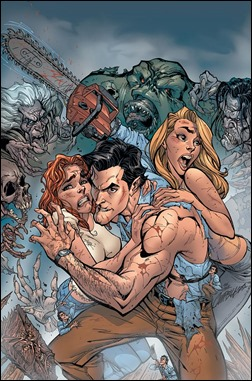 The Art of Army of Darkness Preview 1