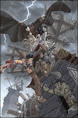 The Art of Army of Darkness Preview 3