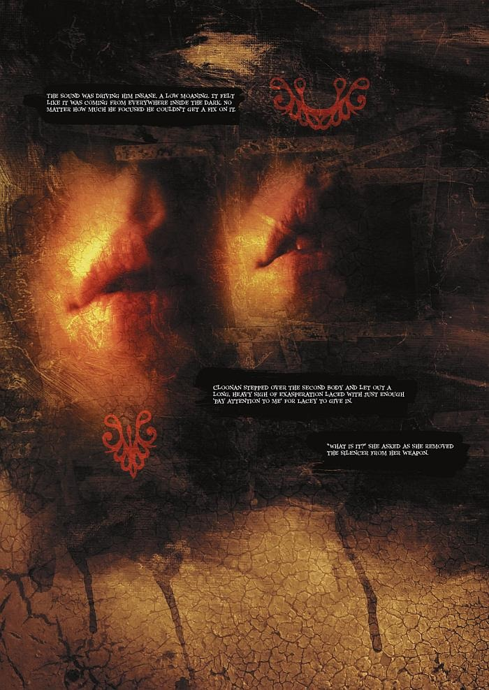 Preview: Lust by Steve Niles, Ben Templesmith, and Menton3