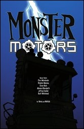 Monster Motors One-Shot Preview 2