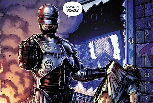 RoboCop #1 SDCC Exclusive