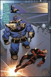 Thanos: The Infinity Revelation Preview 1