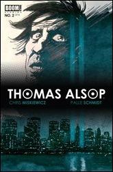 Thomas Alsop #2 Cover