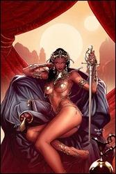 The Women of Dynamite - Dejah Thoris