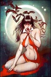 The Women of Dynamite - Vampirella