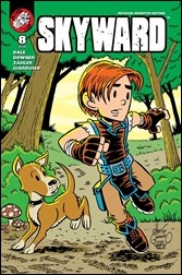 Skyward #8 Cover
