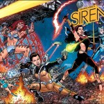 George Perez's Sirens #1 Arrives in September from BOOM! Studios