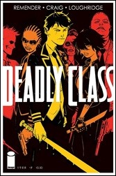 Deadly Class #7 Cover