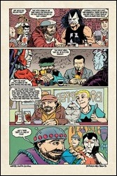 Archer & Armstrong #25 Preview 5
