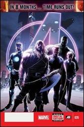 Avengers #35 Cover