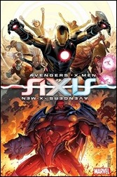 Avengers & X-Men: Axis #1 Cover