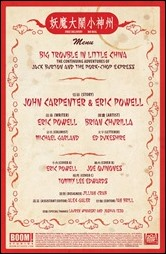 Big Trouble in Little China #3 Preview 1