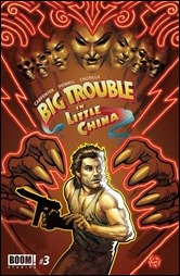 Big Trouble in Little China #3 Cover A