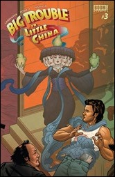 Big Trouble in Little China #3 Cover B