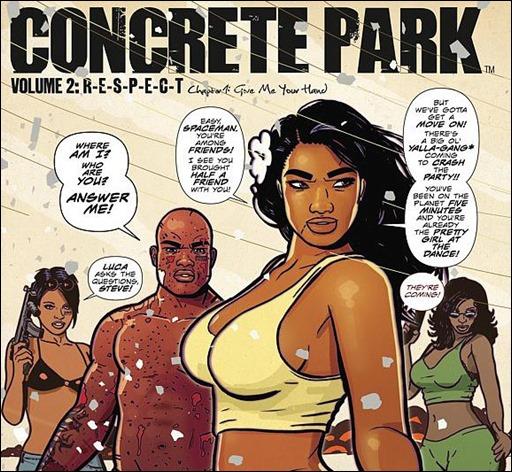 Concrete Park #1