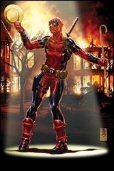 Deadpool #34 Cover
