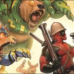 First Look at Deadpool Bi-Annual #1