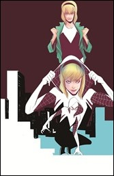 Edge of Spider-Verse #2 Cover