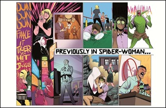 Edge of Spider-Verse #2 Preview 2