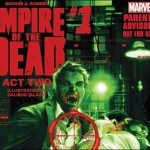 Preview: George Romero's Empire of the Dead: Act Two #1