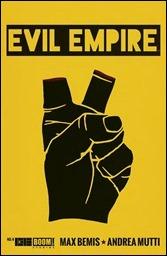 Evil Empire #4 Cover A