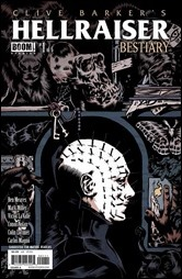 Clive Barker's Hellraiser: Bestiary #1 Cover A