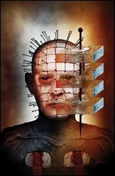 Clive Barker's Hellraiser: Bestiary #1 Cover C