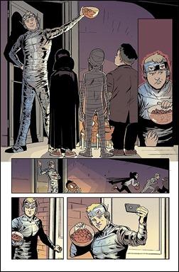 Hawkeye vs. Deadpool #0 Preview 1