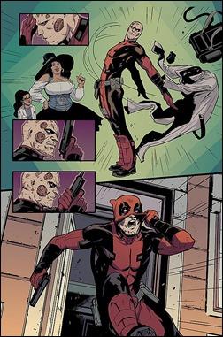Hawkeye vs. Deadpool #0 Preview 2
