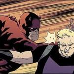 First Look at Hawkeye vs. Deadpool #0 by Duggan & Lolli