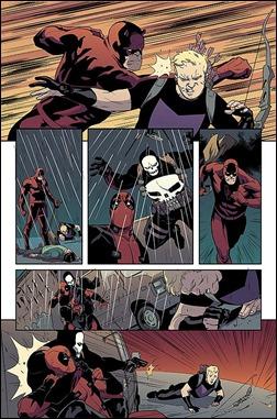 Hawkeye vs. Deadpool #0 Preview 3